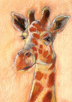 giraffe by *xedgerx on deviantART