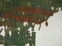 Fragment Date: 12th–13th century Geography: Egypt, Fustat Culture: Islamic Medium: Linen
