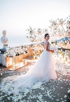 Reem Acra is a renowned international designer known for her breathtaking collections in Ready-to-Wear and Bridal. Wedding Picture Poses, Wedding Pictures, Wedding Ideas, Wedding Decorations, Designer Evening Dresses, Bridal Fashion Week, Mode Hijab, Wedding Catering, Bridal Collection