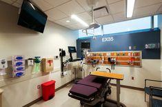 University of Chicago Medicine Adult Emergency Department - Chicago, IL Trauma Center, Chicago University, Emergency Department, Aesthetic Value, Transparent Design, Granite, Health Care, Medicine, Texas