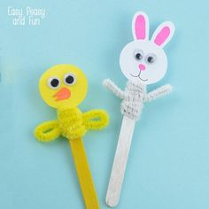 Easter Crafts for Kids, Kid Friendly Easter Activities, and Easy DIY Kids Easter Crafts. Spend some time this Easter doing fun crafts with your kids! Diy Crafts Quick, Easter Arts And Crafts, Bunny Crafts, Crafts For Kids To Make, Easter Crafts For Kids, Toddler Crafts, Spring Crafts, Holiday Crafts, Fun Diy