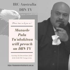 IRC-Australia DBN-TV Sunday 30 December 2018 – FB Ad