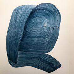 Ronan Bouroullec - Design Crush - Beautiful and Different Thoughts and Ideas Contemporary Abstract Art, Modern Art, Marker Art, Gravure, Op Art, Painting & Drawing, Painting Abstract, Abstract Sculpture, Abstract Print