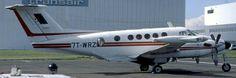 c. 1985 / Beechcraft B-200T Super-King-Air PATMAR (7T-WRZ), Algerian Air Force (c. 1982-????)