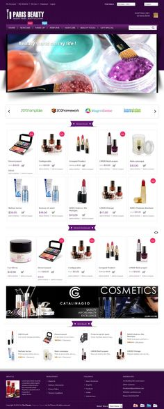 Cosmetic - Responsive Magento Theme | Live Preview and Download: http://themeforest.net/item/cosmetic-responsive-magento-theme/6360636?WT.ac=category_thumb&WT.z_author=linharex&ref=ksioks