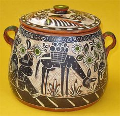 Tlaquepaque pottery