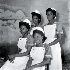 nurses late 1940s