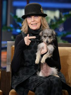 Diane Keaton and Emmy