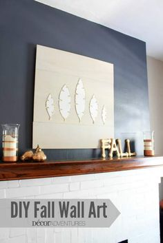 DIY Changeable Fall
