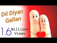 Dil Diyan Gallan Song Whatsapp Status |Tiger Zinda Hain| Atif Aslam | Love Emotional Video 2018 - YouTube Half Girlfriend, Atif Aslam, Download Video, Love Songs, Shraddha Kapoor, Videos, Youtube, Female, Entertainment