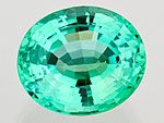 12.33 ct Tourmaline – Elbaite. GIA Gem Project.