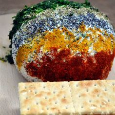 Ricotta Cheese Ball