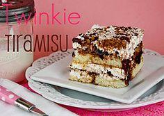 Twinkie Tiramisu - Confessions of a Cookbook Queen