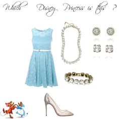 Chloe and Isabel online pop-up game - disney characters- Cinderella