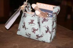 Fabric Basket by fiddlegirl