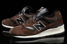 """New Balance 997 """"Author's Collection"""""""