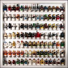 Lego Star Wars Minifig frame... | Flickr - Photo Sharing!