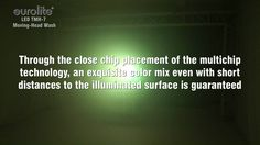 EUROLITE LED TMH-7 Moving-Head Wash Film