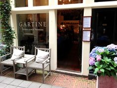 Gartine Amsterdam best address for High Tea in Amsterdam - afternoon tea Amsterdam Bar, Amsterdam City Centre, Amsterdam Restaurant, Amsterdam City Guide, Amsterdam Netherlands, Cafe Restaurant, Cafe Exterior, Restaurant Exterior, Lunch Places