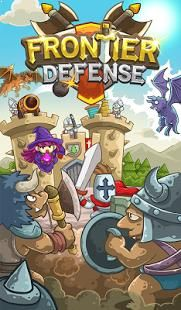 Let's FrontierDefense give you a whole new picture of a creative Tower Defense game ever on mobile.