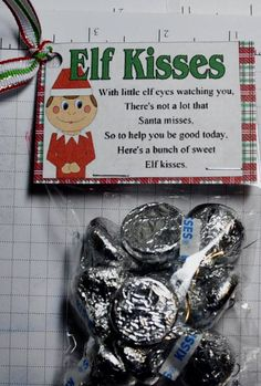 Elf Kisses More