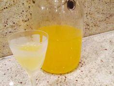 食後酒に♡イタリア人のリモンチェッロの画像