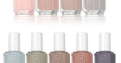 Photo from Allure.com Woah! Essie is surprising us with a random collection out of left field! I just got wind of this collection on Sat...