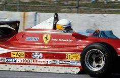 Jody Scheckter (RSA)  Ferrari 312T4
