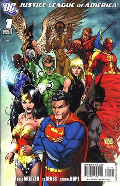 justice league comic books  | This was said during an interview with an Australian radio talk-show ...