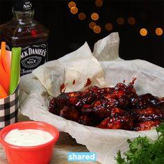 Jack Daniel's Chicken Wings