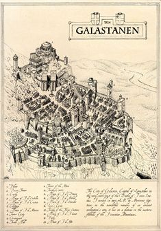 Explore the Cartography, incl. RPG maps and tiles collection - the favourite images chosen by DavidFlannery on DeviantArt. Fantasy City Map, Fantasy Town, Dungeons And Dragons, Cartographers Guild, Rpg Map, Dungeon Maps, Map Design, Icon Design, City Maps