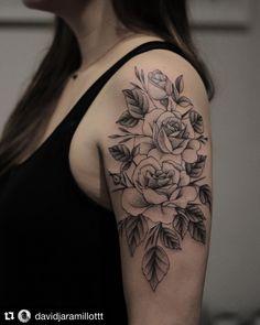Tatuaje de David Jaramillo / casabeboptattoo / #beboptattoobogota