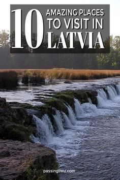 What to do in Latvia? Sightseeing shouldn't be limited to Riga. Our Latvia travel guide recommends unique places to visit in Latvia for an in-depth look. Cool Places To Visit, Places To Travel, Travel Destinations, Travel Tips For Europe, Travel List, Travel Guide, Scenic Photography, Night Photography, Landscape Photography