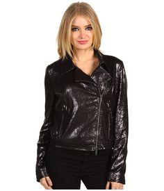 $79.95 www.jewelsbyparklane.ca  DKNY Shinny Moto Jacket - One Left - Free Shipping