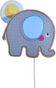 HABA Vegglampe Elefant | Barnerommet Belysning | Jollyroom