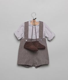 too cute! im convinced that one day, my son will live in all things with suspenders