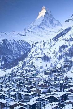 'Valais, Switzerland (Walter Bibikow)' by Jon Arnold Images