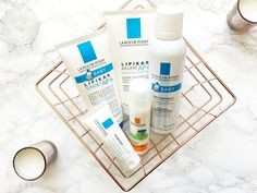 A Review of the La Roche-Posay Baby Skincare Range