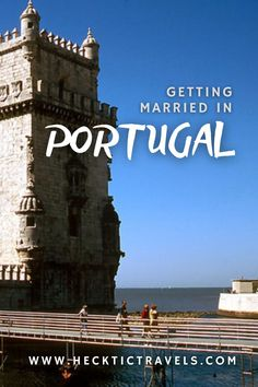 With its great weather, its rich culture and history and its breathtaking architecture, Portugal is one of the best places on the planet to get married. #travelportugal #traveleurope #gettingmarriedabroad #travelblog #allinclusives