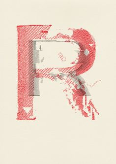 Audatype Experiment by Marco Terre, via Behance