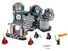 Lego STAR WARS 75093 Gwiazda Śmierci - Pojedynek (5983538454) - Allegro.pl - Więcej niż aukcje.