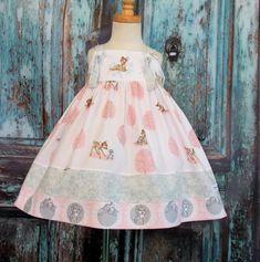 Handmade Bespoke Girls Romany Set 6-7 Years