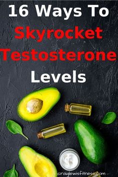 Discover how to naturally increase testosterone levels with these 16 different tips. Increasing testosterone naturally will make losing belly fat easier building muscle and losing bodyfat. Increase Testosterone Naturally, Increase Testosterone Levels, Testosterone Booster, Testosterone Therapy, Natural Testosterone, Testosterone Boosting Foods, Best Diet Drinks, Remedies For Tooth Ache, Lose Body Fat