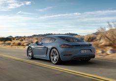 Se den nye Porsche 718 Cayman | Bilmagasinet.dk