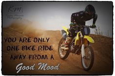 Luke Motocross Quote