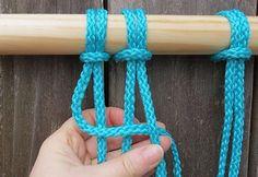 Постоянно не хватало денег на нечто подобное… Теперь плету сама — В Курсе Жизни Hammocks, Twine, Knots, How To Make
