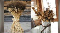 Сухоцветы в декоре  Как украсить дом сухоцветами Идеи украшения и декора