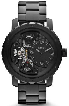 ME1133 - Authorized Fossil watch dealer - MENS Fossil NATE, Fossil watch, Fossil watches
