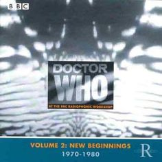 awesome  Doctor Who at the Radiophonic Workshop, Vol. 2: New Beginnings, 1970-1980
