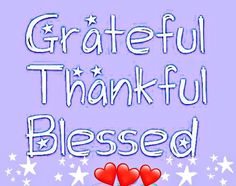 Grateful Quotes, Thankful And Blessed, Appreciation Quotes